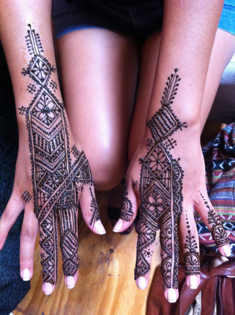 African Mehndi Henna Designs