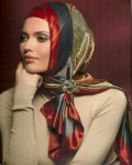 Latest Hijab Fashion Scarfs Designs
