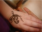 Latest Mehndi Designs for Kids