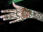 Mehndi Designs for Children Gallery