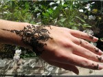 Mehndi Designs for Children Pics