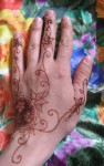 Mehndi Designs for Children Pictures