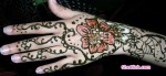 Mehndi Designs for Children Pictures Gallery