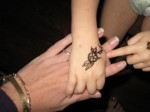 Mehndi Designs for Children in Pakistan