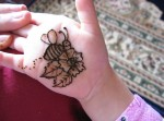 Mehndi Style for Children