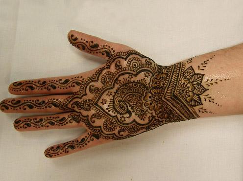 Modern Mehndi Designs Latest Collection Sheclick Com
