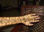New African Mehndi Design