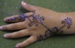 New Mehndi Designs for Children