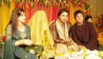 Sahiba and Rembo in a Wedding