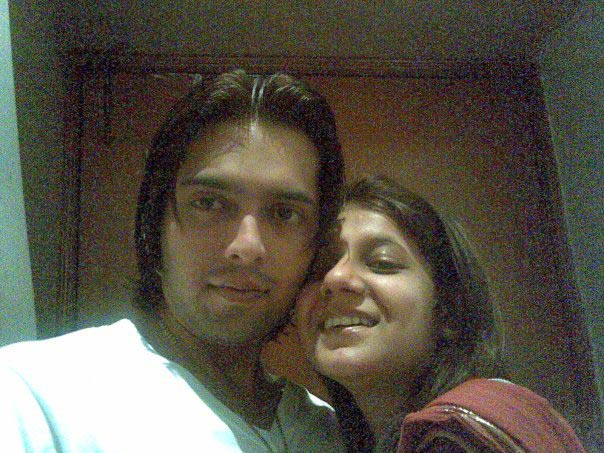 Fahad Mustafa And His Wife Sheclick Com