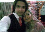 Fahad Mustafa with Wife Pics