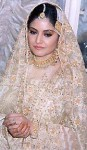 Nazia Hassan Wedding Pics