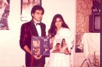 Nazia and Zoheb Hassan