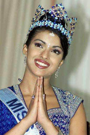 Priyanka Chopra Miss World Sheclick Com