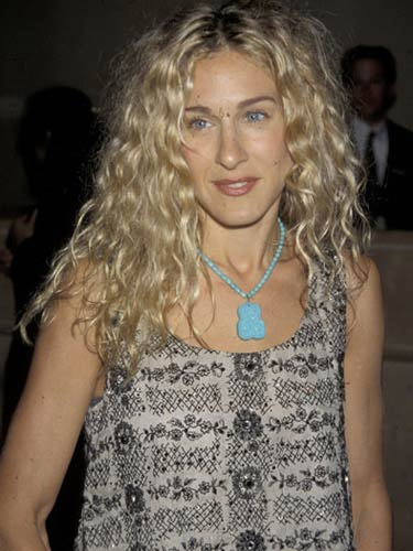 Types Of Mattresses >> Sarah Jessica Parker Curly Hairstyle - SheClick.com