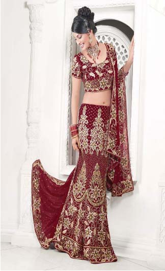New Lehenga Designs Wallpaper Photos Pictures Pics Images 2013