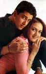 Aftab Shivdasani and Esha Deol