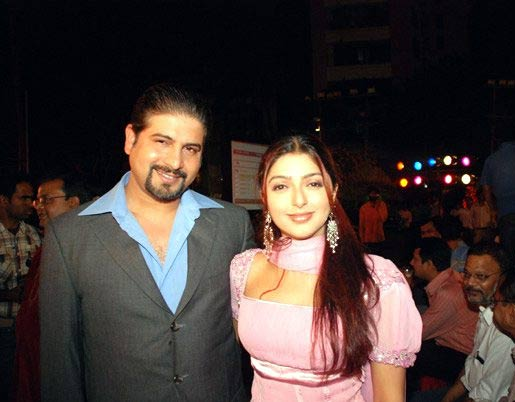 Bhumika Chawla With Her Husband