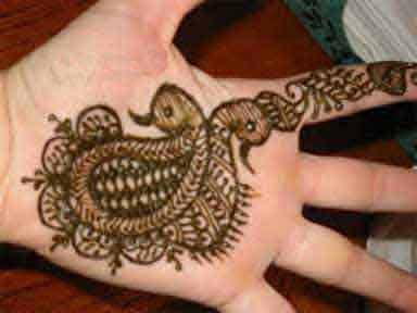 Simple Eid Mehndi Designs For Beginners
