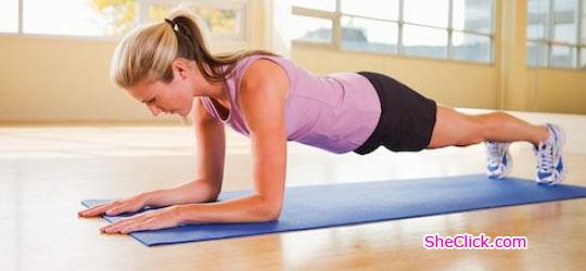 top ten fat burning exercises SheClick.com