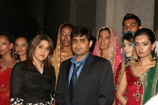 Abrar Ul Haq with Family