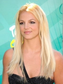 Britney Spears Cute Hairstyles For Girls 2010 Celebrity