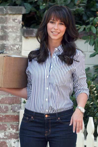 Jennifer Love Hewitt Long Curls Sheclick Com