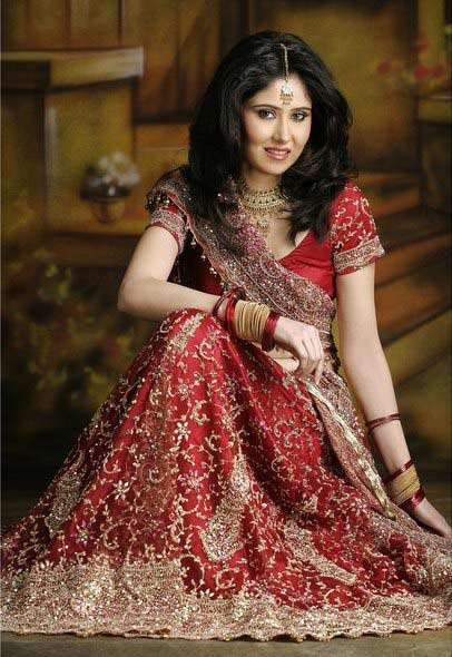 Image Result For Hairstyles For Short Hair With Lehenga
