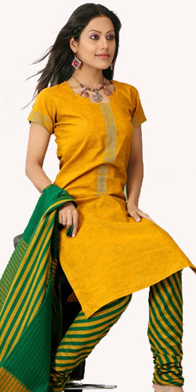 f663cae613 Yellow Salwar Kameez Latest Designs - SheClick.com