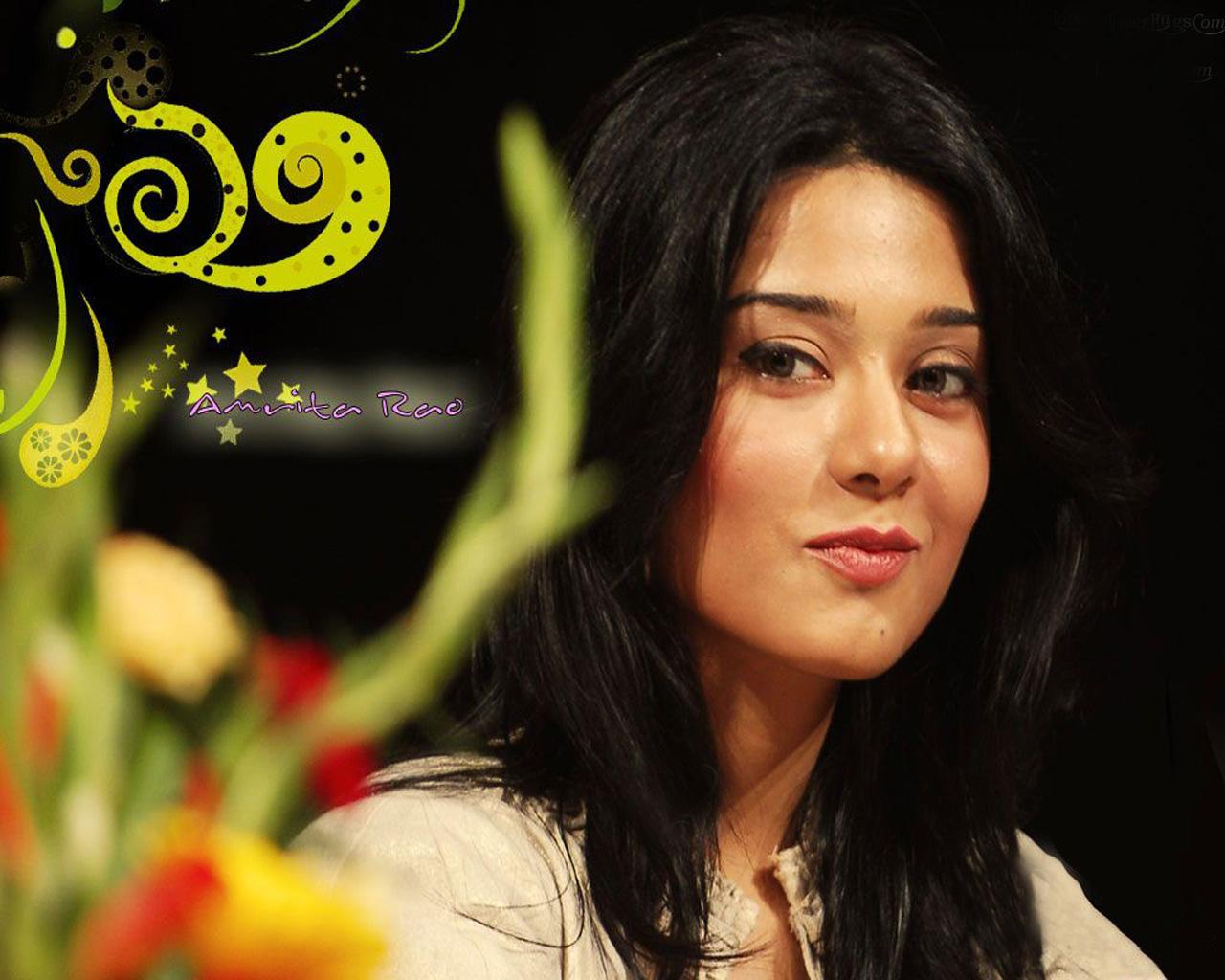 Amrita Rao Hot Kiss Sheclick Com