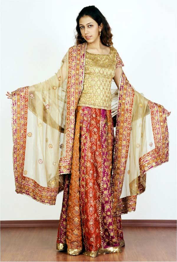 khada dupatta designs for wedding � beautiful hand picked