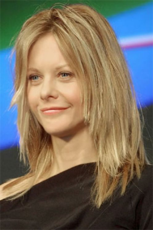 Medium Length Straight Haircuts 2011. hairstyles 2011 medium length