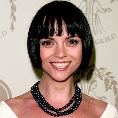 Christina Ricci Hairstyles For Women Elegant Hiarcut Concepts