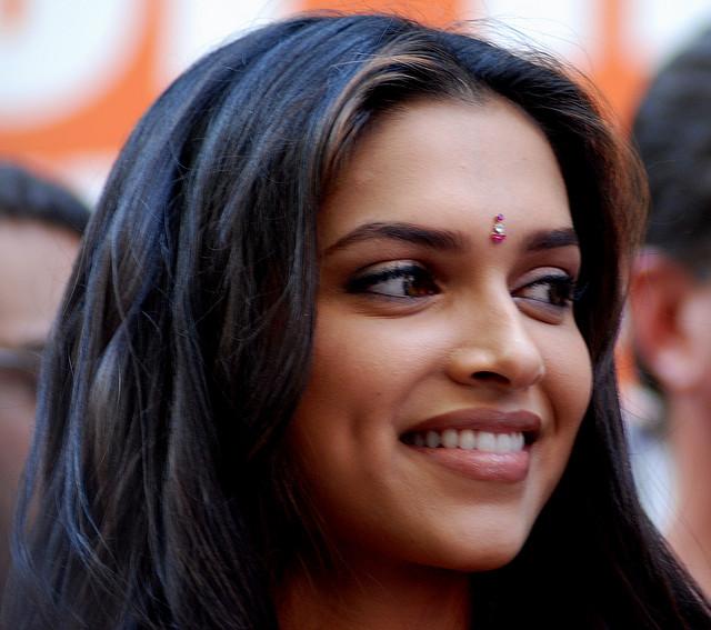 Deepika Padukone Sweet Smile