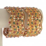 Diwali Wear Kundan Bangles 150x150 - Kundan Bangles Jewellery and Most Wanted Designs