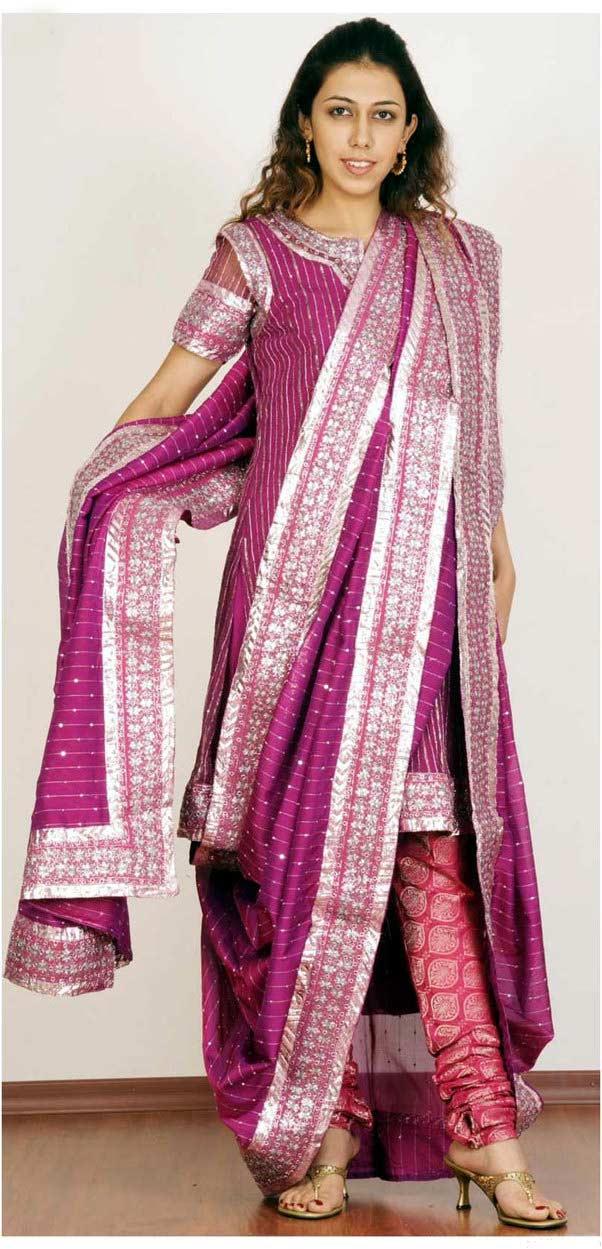Khada Dupatta Designs For Wedding Beautiful Hand Picked