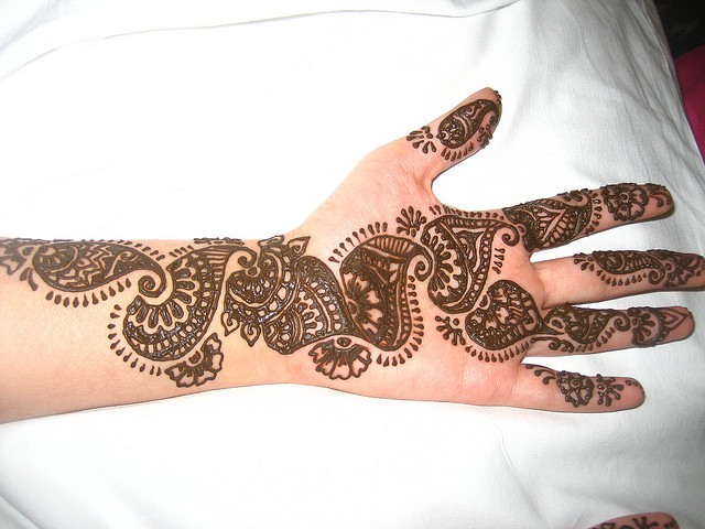Mehndi Designs For Party : Beautiful party mehndi designs for hands elegant images