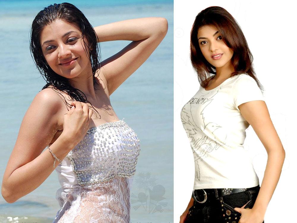 Kajal Agarwal Hot Modelling Pictures