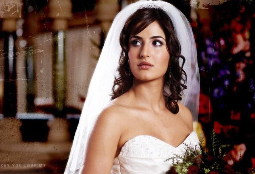 Katrina Kaif Bridal Dress Photo