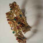 Kundan Bangles in Multi Color 150x150 - Kundan Bangles Jewellery and Most Wanted Designs