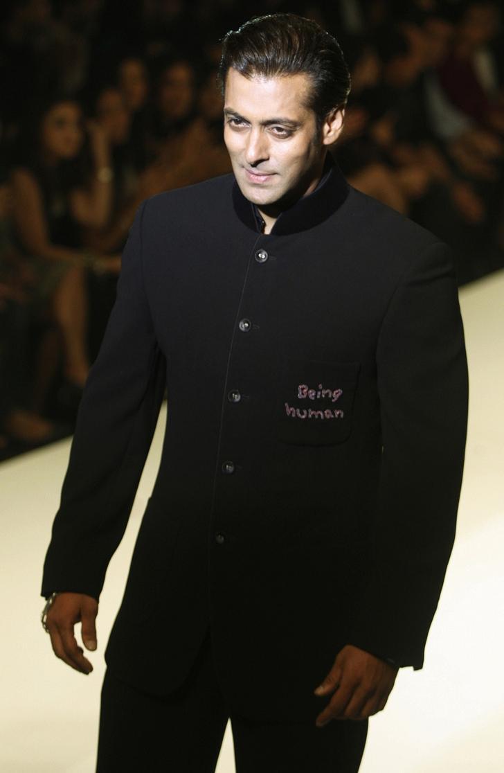 Salman Khan Black Dress Collection