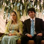 Sami Khan Wedding Photo