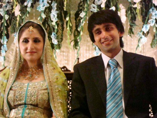 Sami Khan And Sara Chaudry Wedding Pic Sheclick Com