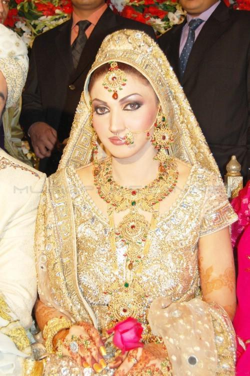 Types Of Mattresses >> Sana Nawaz Wedding Pics - SheClick.com