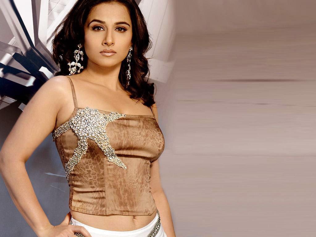 Vidya Balan Modern Dress Photo