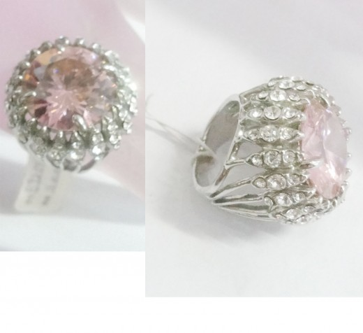 Amazing Fashion Rhinestone Rings for Party 520x476 - Latest Fashion Rings: Remarkable Designs Collection