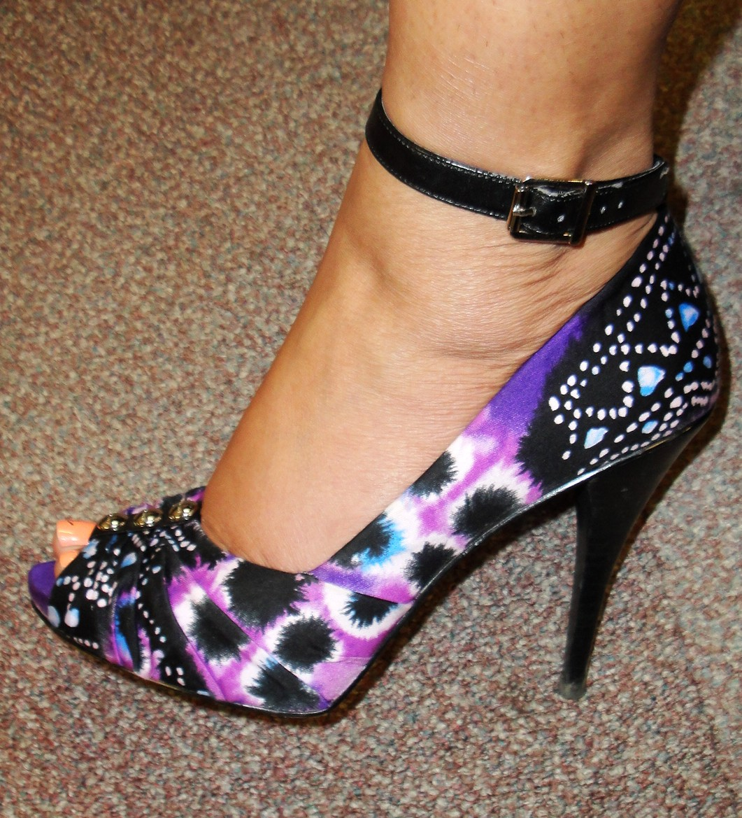 Acne In Hair >> Beautiful Eid Fancy Shoes for Girls 2010 - SheClick.com
