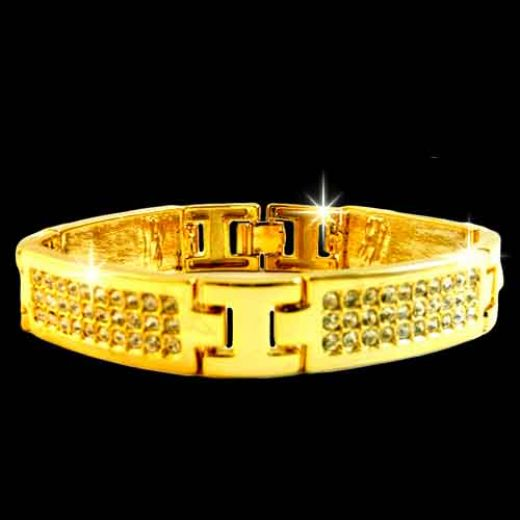 Beautiful Gold Bracelet Gift for Men - Women Gold Bracelets For 2011 – Ultimate Designs Collection
