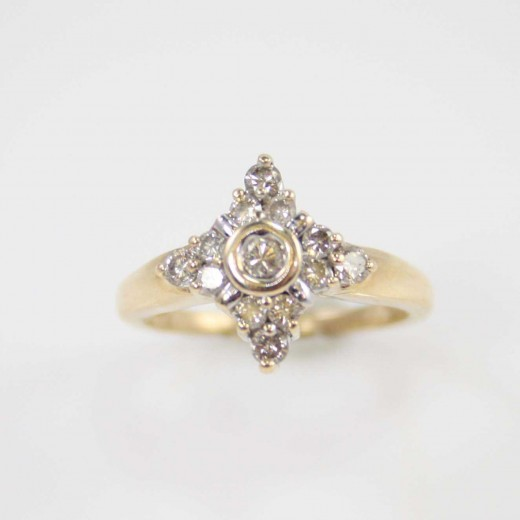 Cute Fashion Ring for Bride Photo 520x520 - Latest Fashion Rings: Remarkable Designs Collection