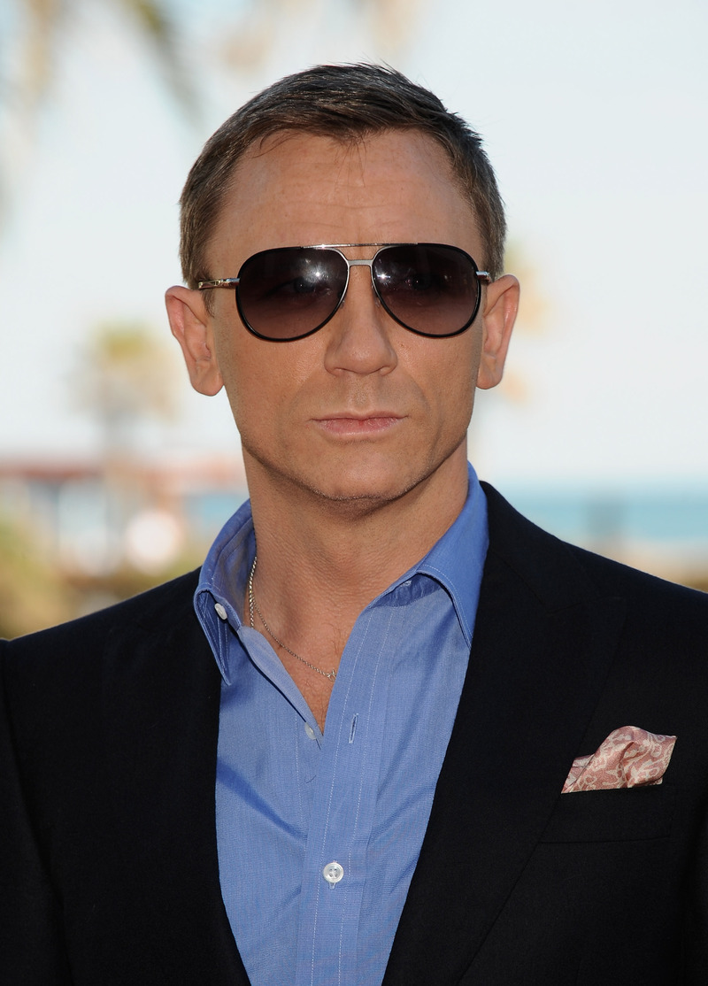 20+ Excellent Pictures of Actor Daniel Craig